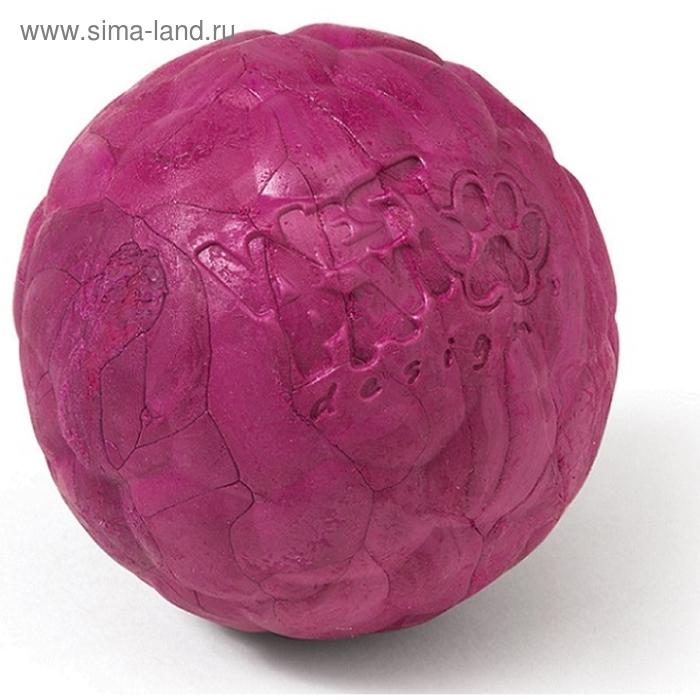 Мяч для собак Zogoflex Air Boz, диаметр 6 см, лиловая