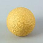 Шар из пенопласта 8 см, золотой