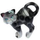серый леопард