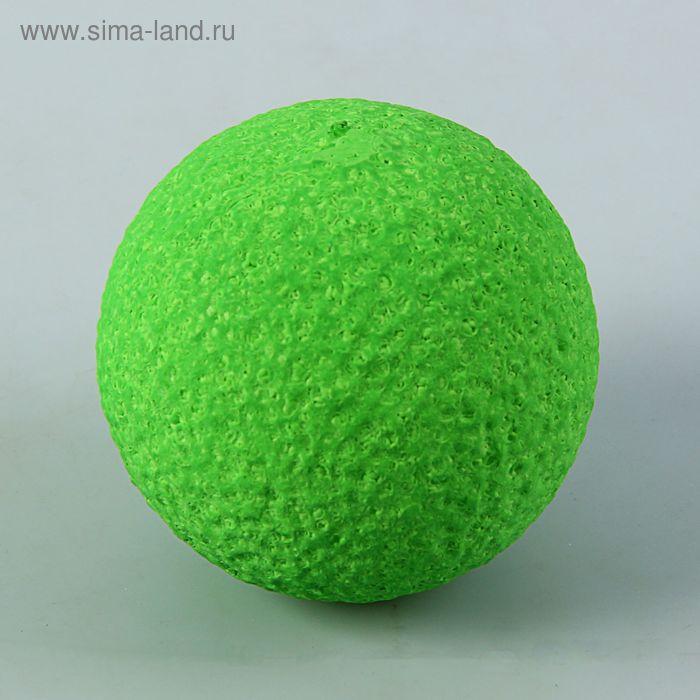 Шар из пенопласта 8 см, зеленое яблоко