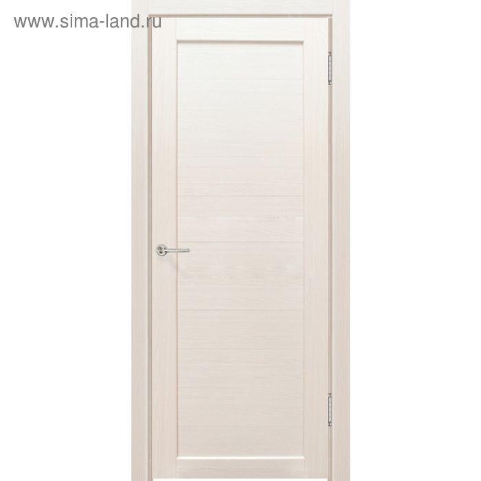 Дверное полотно Аврора Дуб перламутр 2000х700