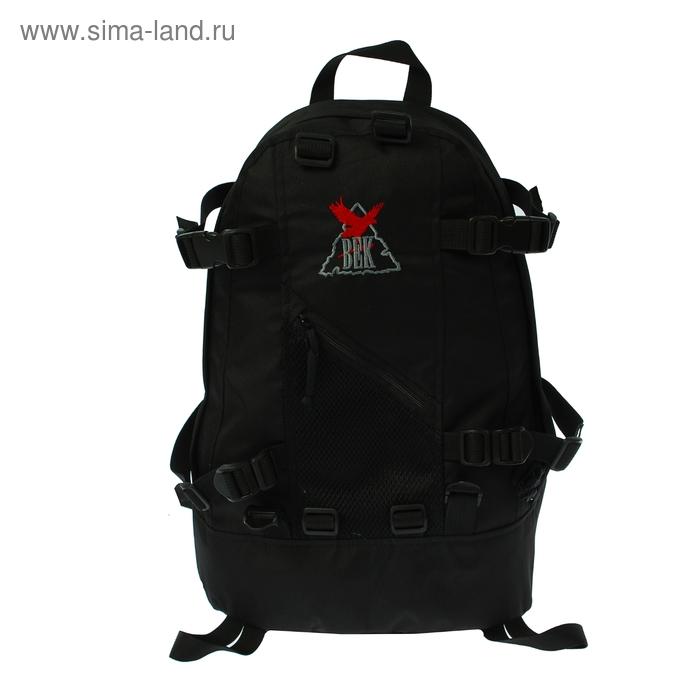 """Рюкзак туристический """"Горец"""", 1 отдел, 1 наружный карман, объём - 28л, чёрный"""