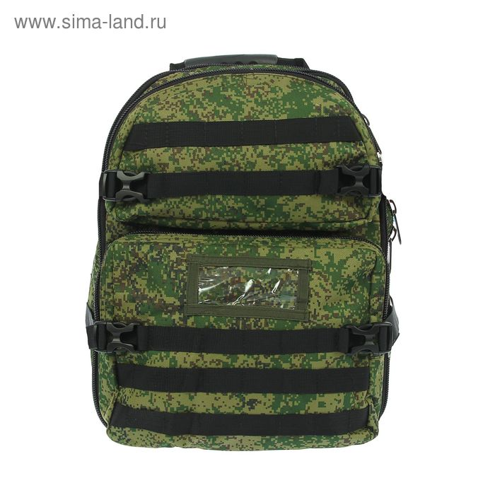 """Рюкзак туристический на молнии """"Рейнджер"""", 3 отдела, 1 наружный карман, объём - 25л, цвет хаки"""