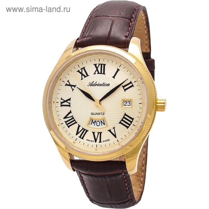 Часы наручные мужские Adriatica A8244.1231Q
