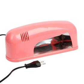 Лампа для гель-лака Luazon LUF-04, UV, розовый перламутр Ош