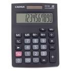 Калькулятор настольный 12-разрядный CH-12S Caohua двойное питание
