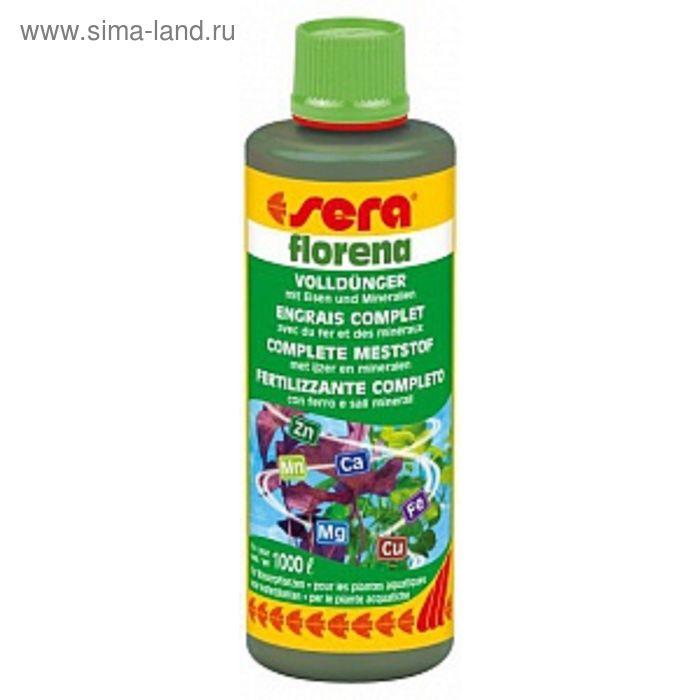 Удобрение для растений Sera Florena,  100 мл