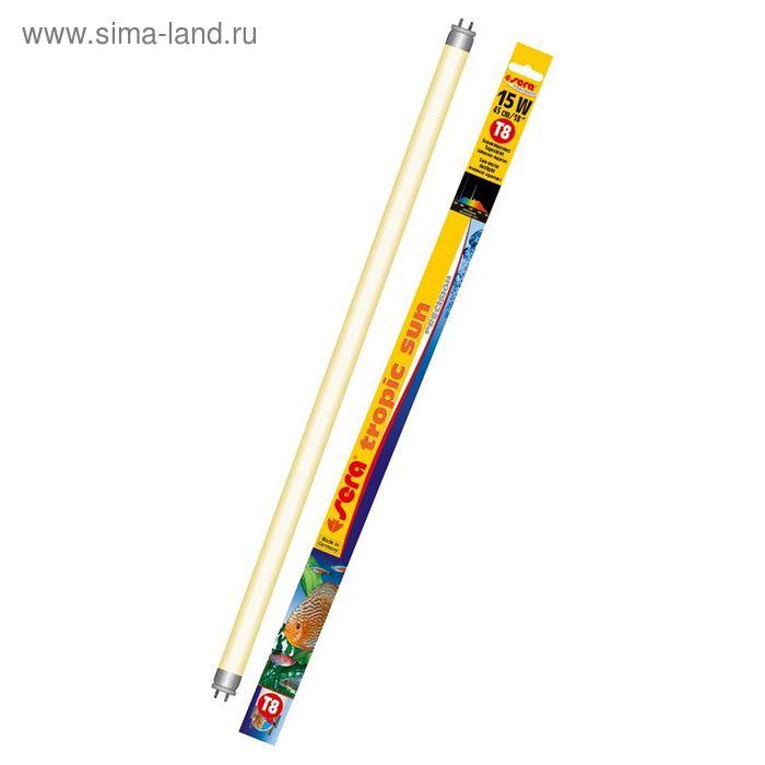 Лампа для аквариума Sera  Tropic sun Royal, T8, 30 Вт, 90 см