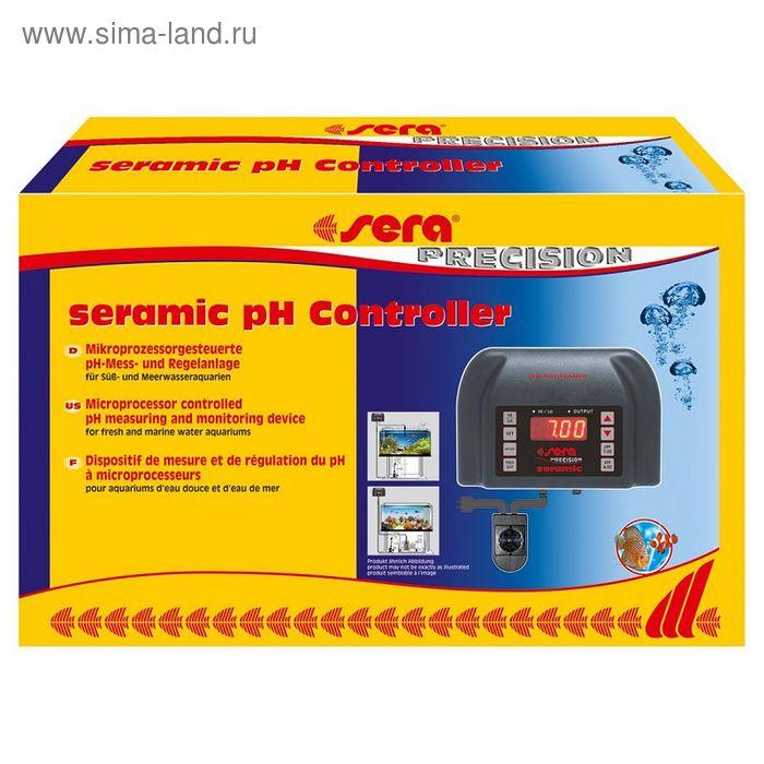 Автоматический цифровой контроллер pH-уровня, Seramic pH контроллер