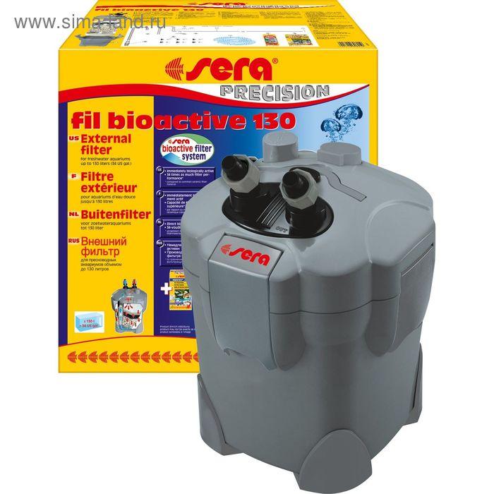 Внешний фильтр Sera фильтр биоактив 130, 300 л/час