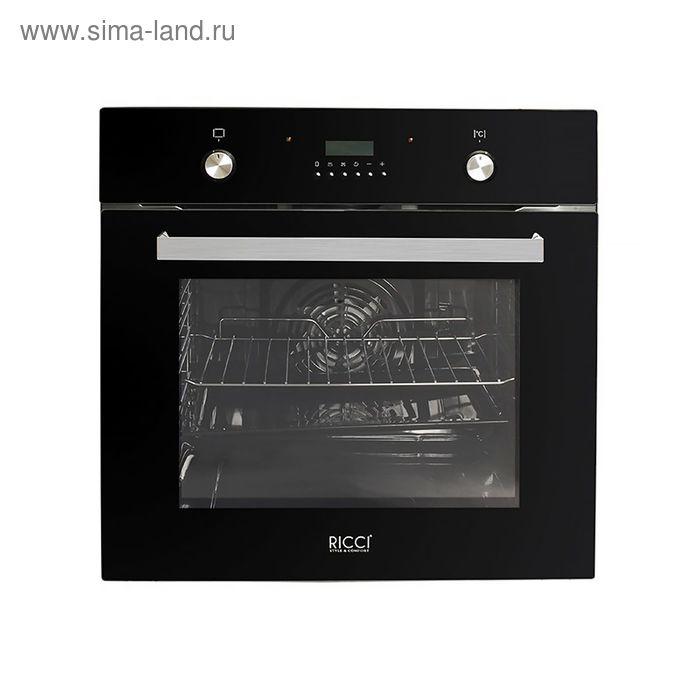Духовой шкаф Ricci  REO-C4E3, черный