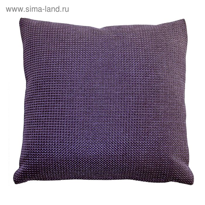 Подушка декоративная DALLAS, 50X50, цвет лиловый