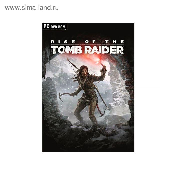 Rise of the TOMB RAIDER DVD-Box