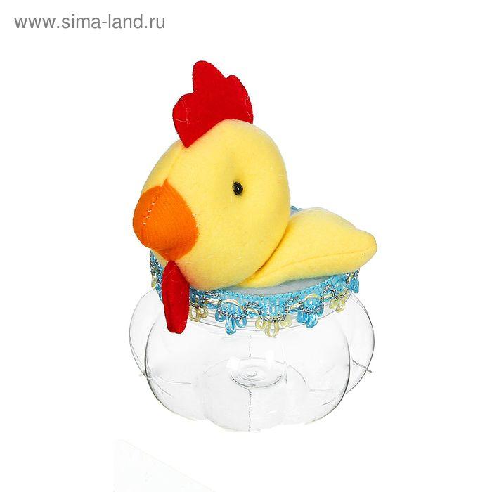 "Конфетница ""Цыплёнок"", 100 г, цвета МИКС"