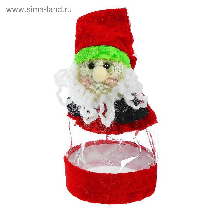 "Конфетница ""Дед Мороз в колпаке"", 150 г"