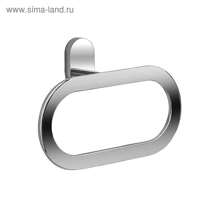 Полотенцедержатель, кольцо, латунь, Mirro Plus, IDDIS, MRPSBO0i51