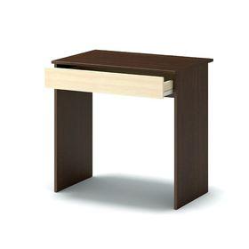 Стол письменный СП-1 760х570х736 венге/дуб млечный