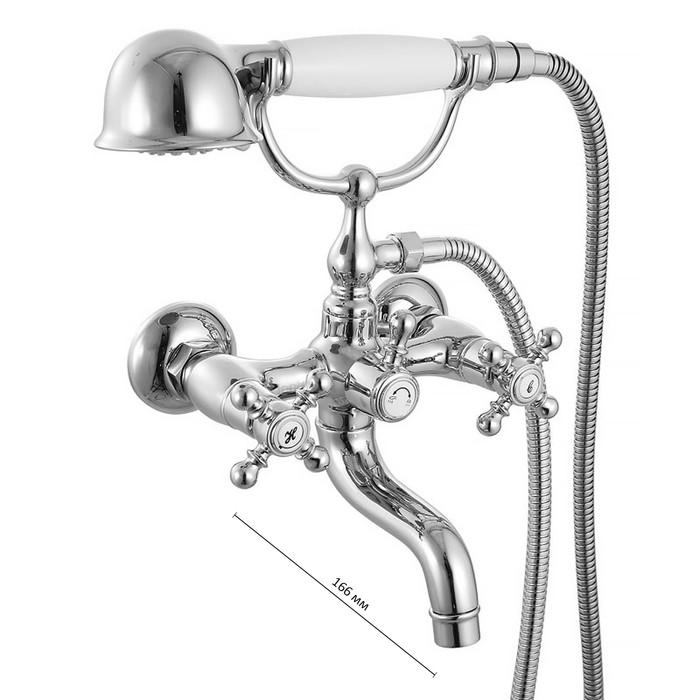 Смеситель для ванны IDDIS SAM, SAMSB02i02