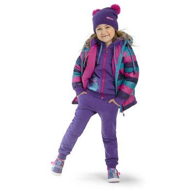 Куртка для девочек, возраст 2 года, цвет морская волна