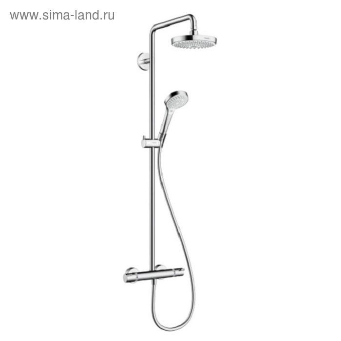 Душевая система Hansgrohe Croma Select S 2jet 27253400