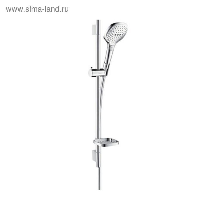 Душевой гарнитур Hansgrohe Raindance Select 120 3jet 65 26620000, хром