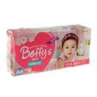 Подгузники Beffys extra dry M (5–10 кг) для девочек, 44 шт