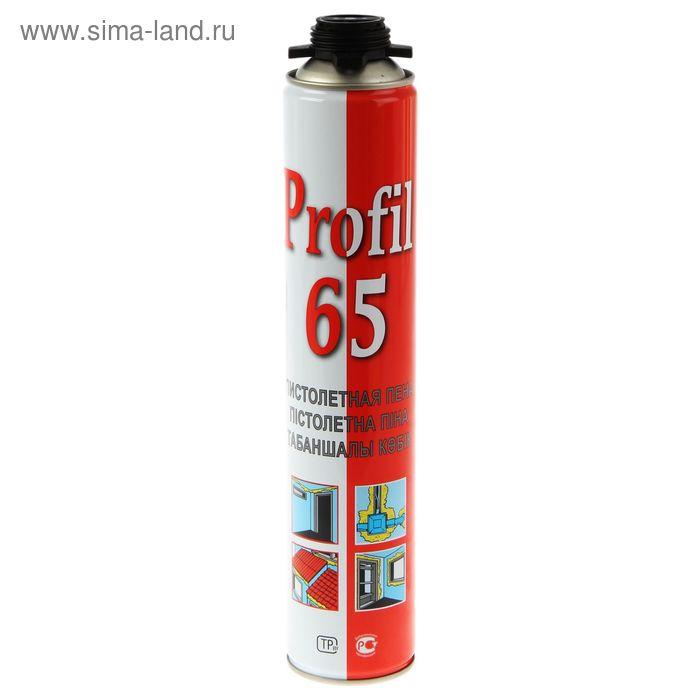 Пена Soudal Profil 65, пистолетная,  820 мл