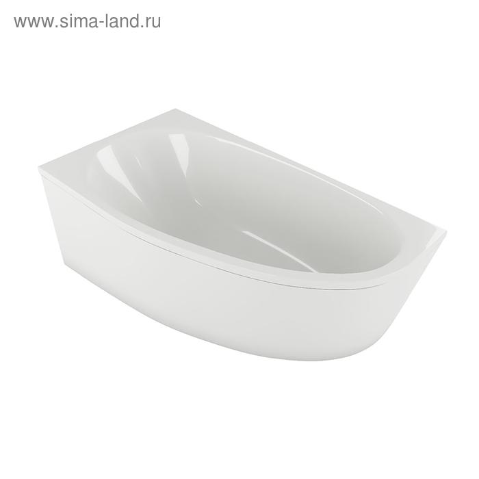Ванна акриловая АКВАТЕК Дива 170*90 см, левая