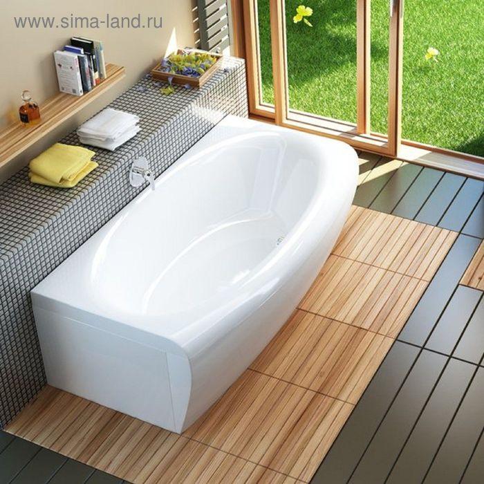 Ванна Ravak Evolution 170x97 C851000000, белая