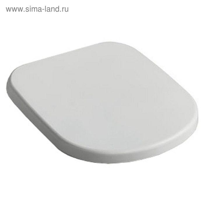 Сиденье и крышка Ideal Standard Tempo T679301, дюропласт, с функцией плавного закрытия