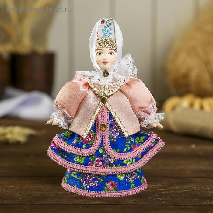 """Сувенирная кукла """"Костромичка"""" Россия, 18-19 вв."""