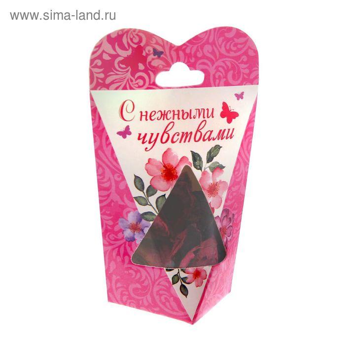 """Ароматические цветы в подарочной коробке """"С нежными чувствами"""""""