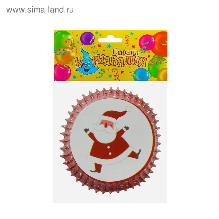 """Тарталетки """"Дед Мороз"""" (набор 24 шт)"""
