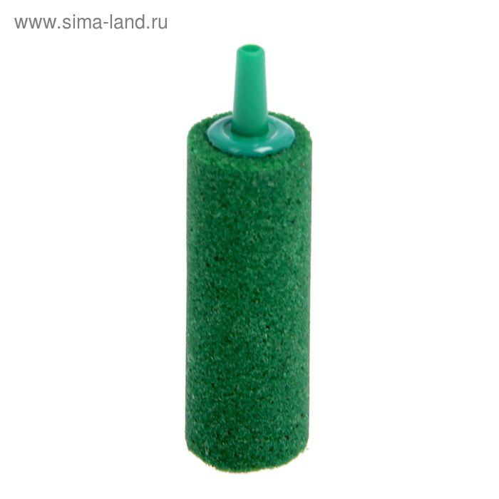 Распылитель минеральный-зелёный цилиндр ALEAS, 18х52х4 мм