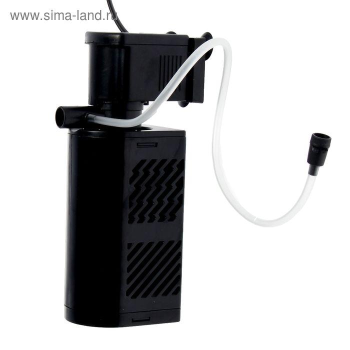 Внутренний фильтр ALEAS с повышенной очисткой 720 л/ч, 1 катридж