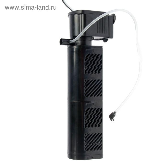 Внутренний фильтр ALEAS с повышенной очисткой 1500 л/ч, 2 катриджа
