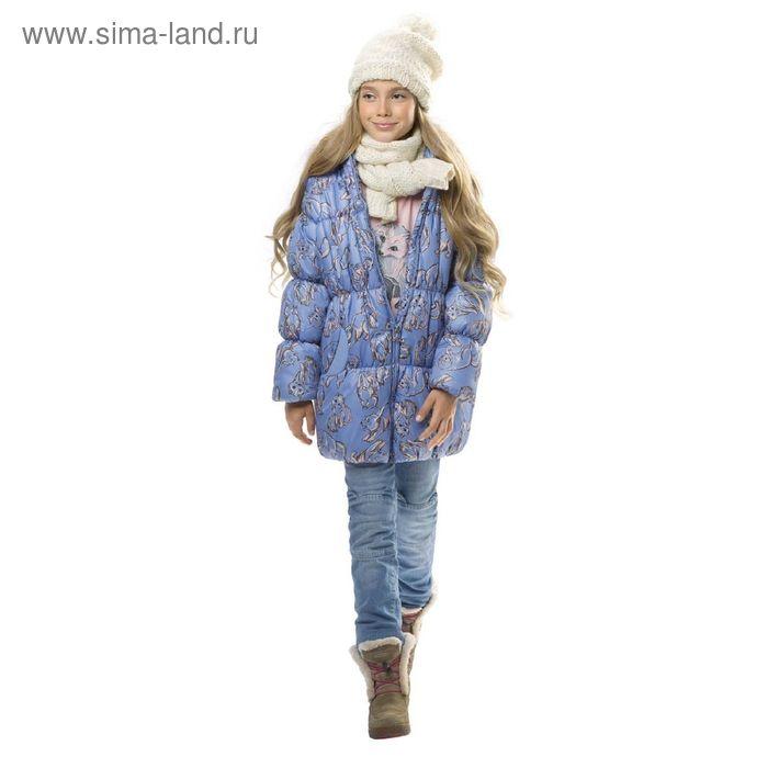 Шапка для девочек, размер 53-54,  цвет кремовый  GQ4003/2