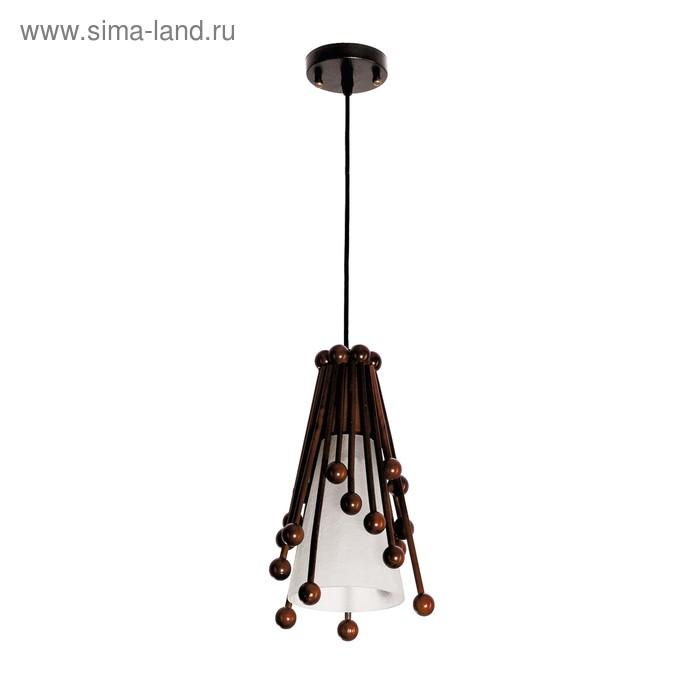 """Люстра подвес """"Летиция"""" 1 лампа"""