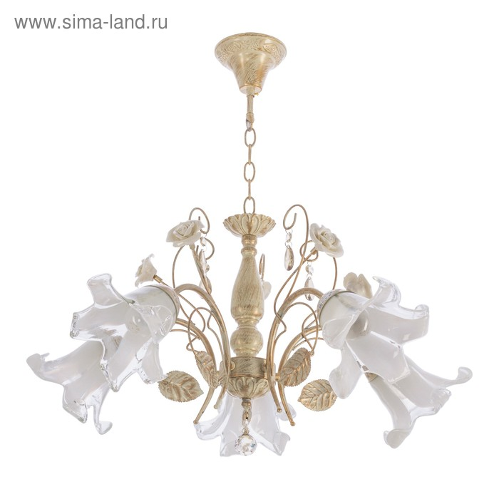"""Люстра """"Адмонт"""" 5 ламп (220V 40W E27)"""