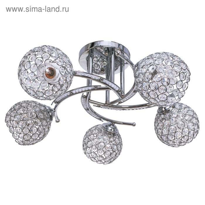 """Люстра """"Мистерия"""" 5 ламп (220V 40W E27)"""
