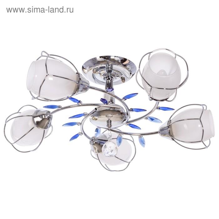 """Люстра """"Кармела"""" 5 ламп (220V 60W E27)"""
