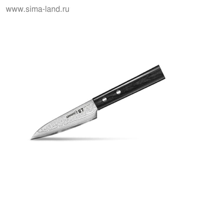 Нож кухонный 9,8 см Samura 67, овощной
