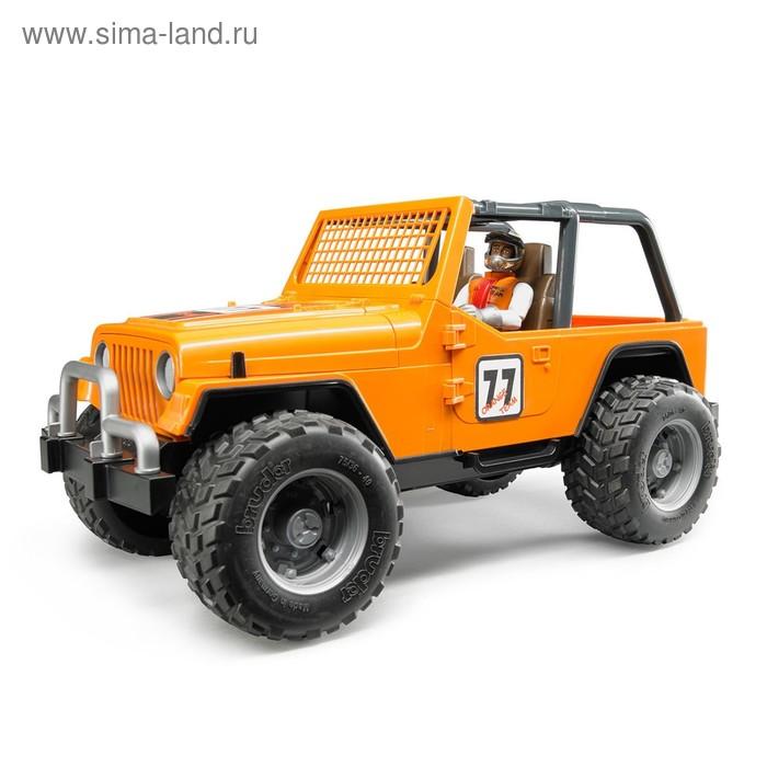 Внедорожник Cross Country Racer, оранжевый