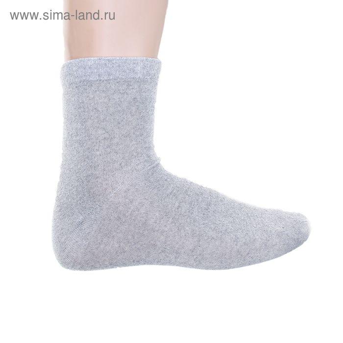 Носки мужские арт.12231, размер 25, цвет серый