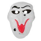 """Карнавальная маска """"Крик"""" с бородавкой на резинке"""
