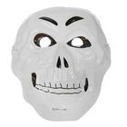 """Карнавальная маска """"Череп"""" на резинке"""