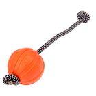 "Мячик ""Лайкер"", корд на шнуре, диаметр 7см, длина  шнура 30 см"