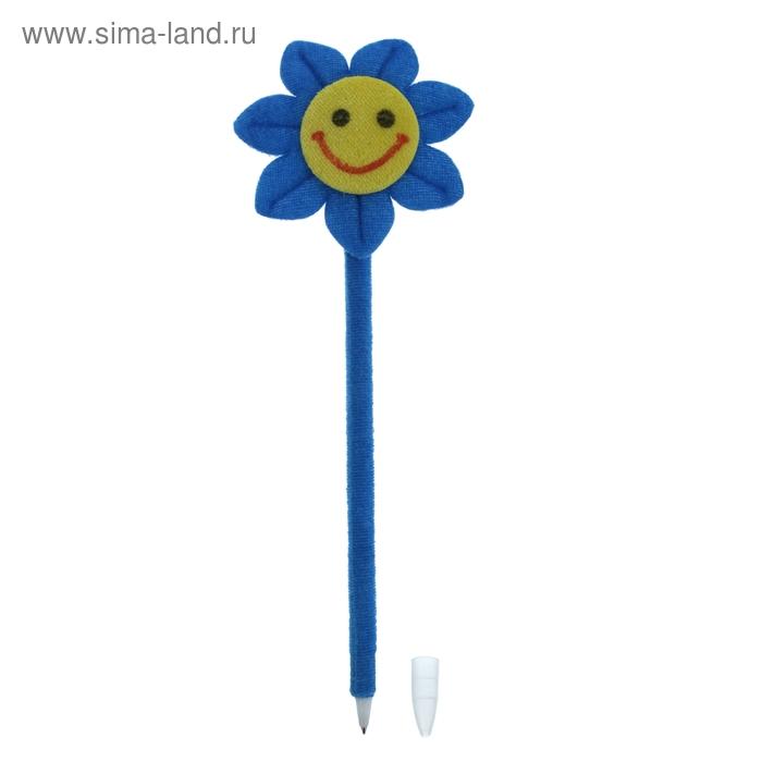 """Мягкая ручка """"Цветочек"""", цвета МИКС"""