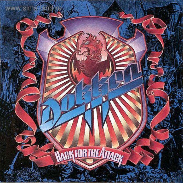 Виниловая пластинка Dokken - Back For The Attack