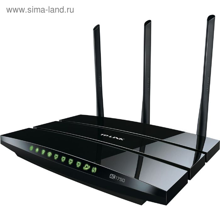 Маршрутизатор TP-Link Archer C7 (AC1750) 10/100/1000BASE-TX